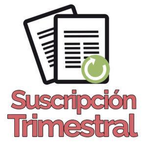 Suscripción trimestral a Cuentamealgobueno