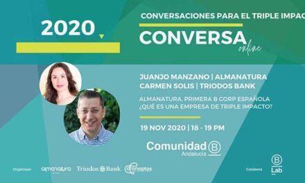 Conversaciones para el Triple Impacto con Juanjo Manzano (AlmaNatura)