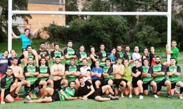 El club de Rugby INEF Ossos lanza un crowdfunding para desarrollar y dar a conocer su proyecto deportivo