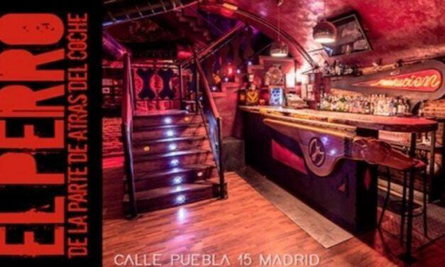 """El bar madrileño """"El Perro"""" crea un crowdfunding para recaudar fondos y prevenir su cierre"""