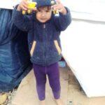 Una catalana organiza una campaña para apoyar a las familias refugiadas en Moria