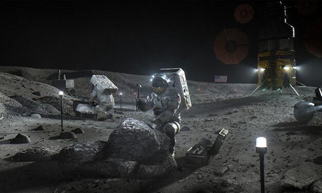 Inician un estudio para sentar las bases de la vida humana en la Luna