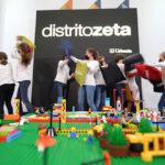 Los niños y niñas de Málaga diseñan la ciudad del futuro