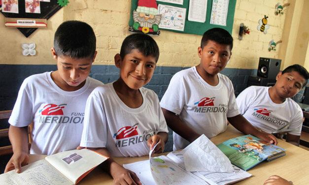Fundación Meridional cumple 15 años de compromiso con la infancia más vulnerable