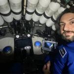 Héctor Salvador se convierte en el primer español en bajar a las fosas de las Marianas