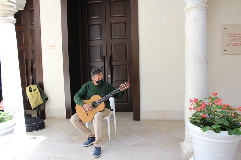 """El Museo Thyssen de Málaga acoge el evento """"La música a través de la pintura"""""""