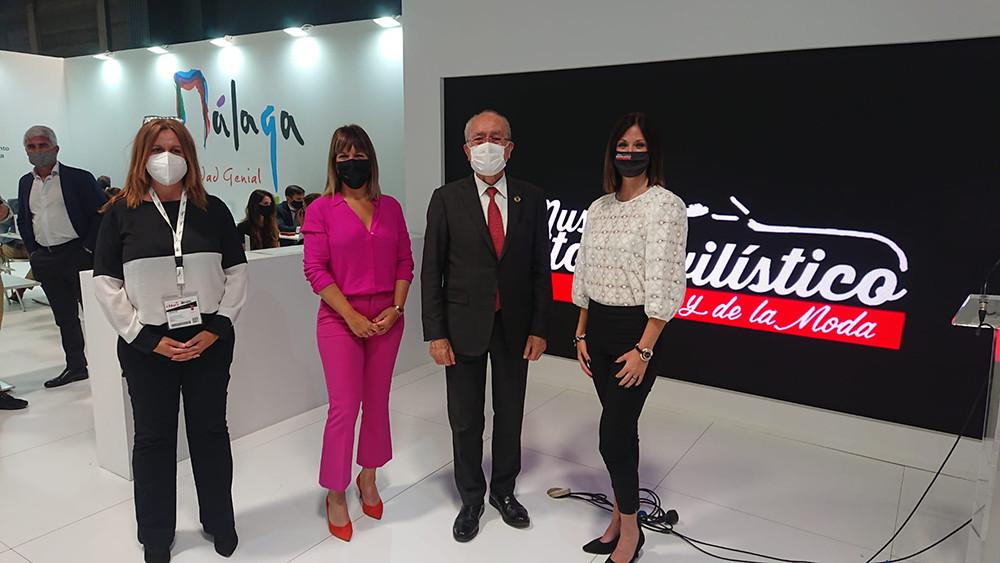 El Museo Automovilístico y de la Moda se reformula gracias a la digitalización del centro