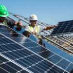La instalación de placas solares se multiplica por cuatro en dos años