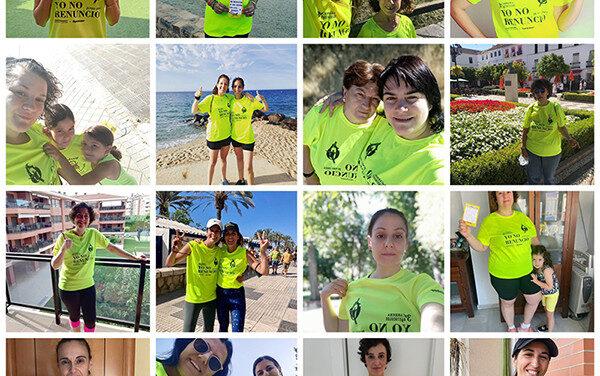 Más de 1.600 Malasmadres corrieron en la 3ª carrera de Yo No Renuncio