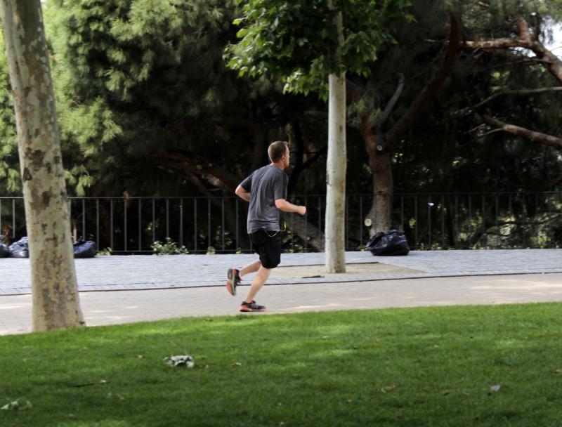 Crece hasta casi el 60% los españoles que hacen deporte