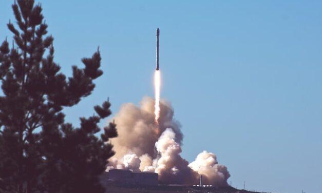 El Brazo Robótico Europeo ya está de camino a la Estación Espacial Internacional