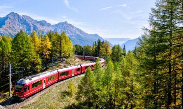 Prueban traviesas plásticas ecológicas como alternativa a las vías ferroviarias de madera