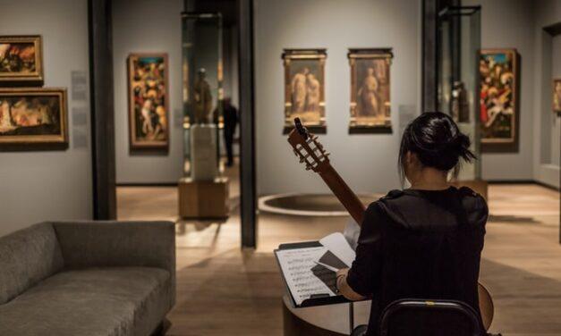 La música regresa a los museos estatales de la mano de MusaE