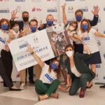 Cocemfe recibe una donación de 2.000 euros a favor de la infancia con discapacidad física y orgánica de Aragón